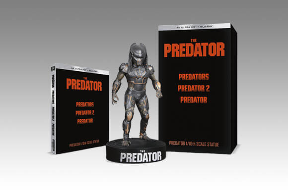 PREDATOR<BR>4K ULTRA HD EDITION COLLECTOR