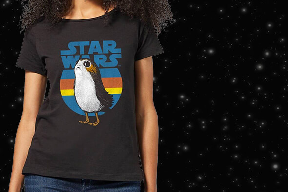 Shop Womens Star Wars Clothing