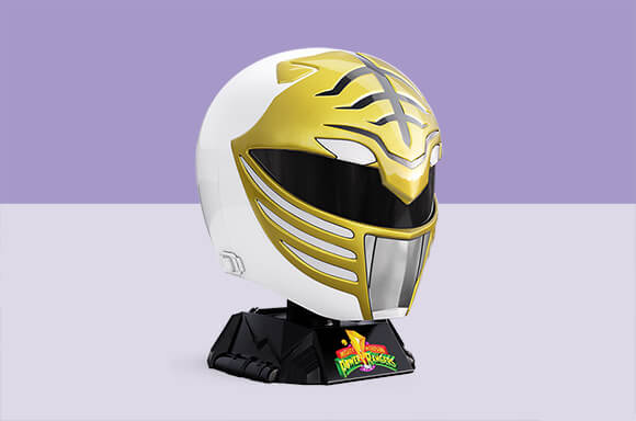CASQUE POWER RANGERS & FIGURINES