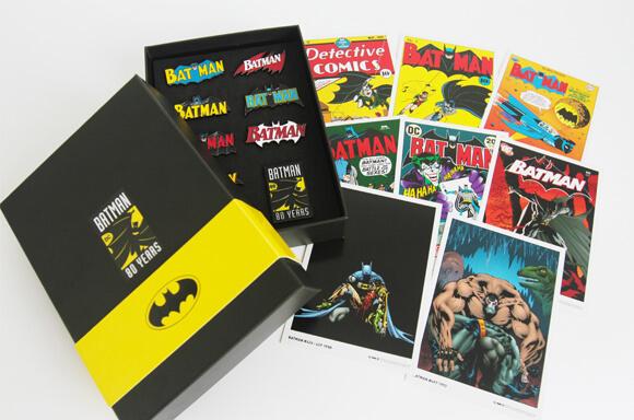 Lot de Pins Batman