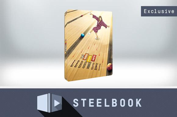 STEELBOOK 4K ULTRA HD THE BIG LEBOWSKI