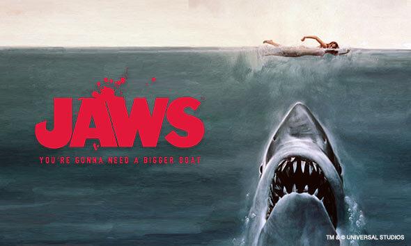 TOUS LES PRODUITS JAWS - LES DENTS DE LA MER