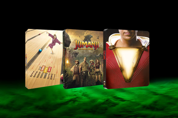 STEELBOOKS EN STOCK