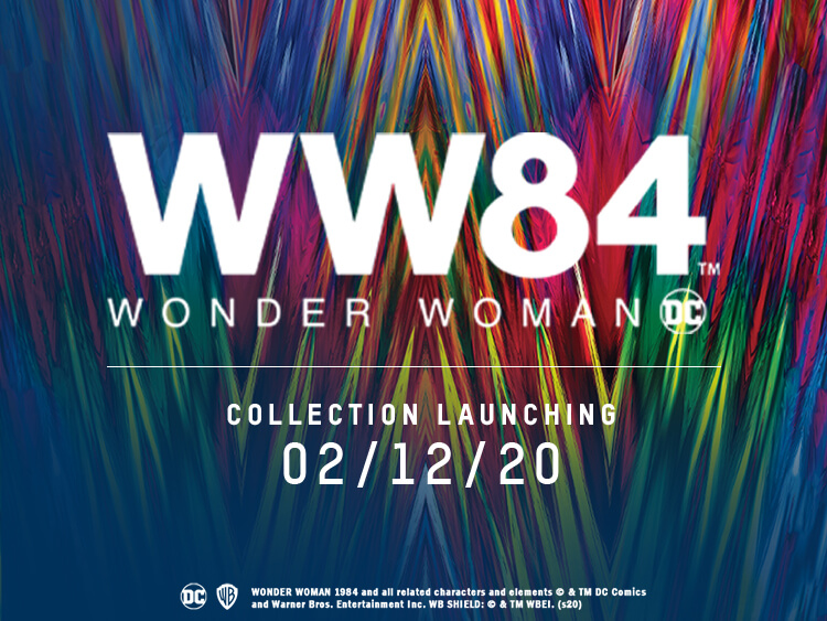 WONDER WOMAN 84Collection