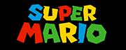 Super Mario logo}