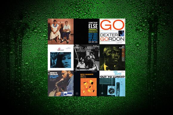 Jazz Vinyl 6 Pack for €21.99