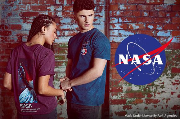 T- SHIRT COLLEZIONE NASA