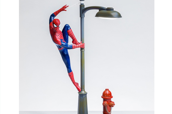 LAMPADASPIDER-MAN