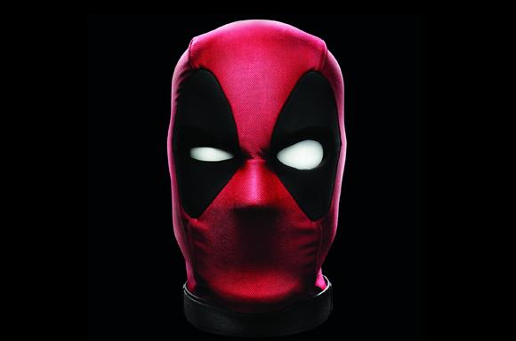 Hasbro Marvel Legends Premium Interactive Deadpool Hoofd