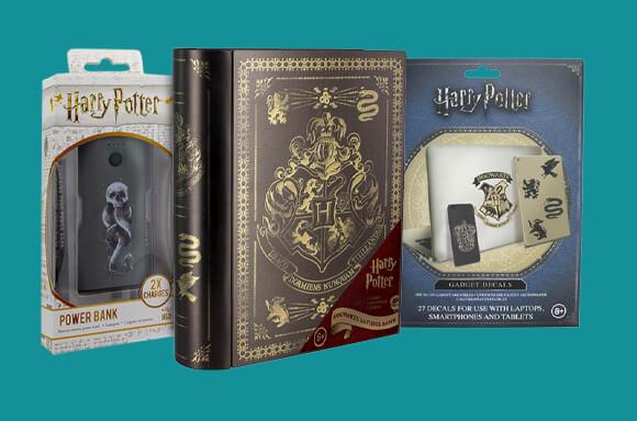 Harry Potter Bundle slechts €23,99!