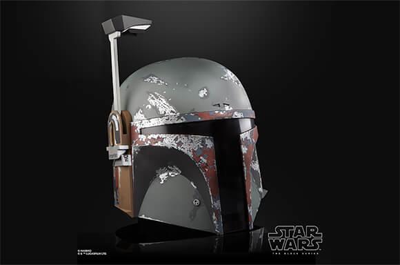 Star Wars The Black Series Boba Fett Premium Electronische Helm