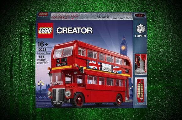 Korting op geselecteerde LEGO stijlen