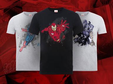 Marvel kleding