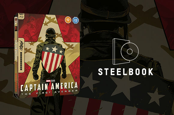 STEELBOOK LAUNCHES