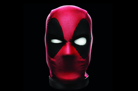 Deadpool Premium Interactive Head