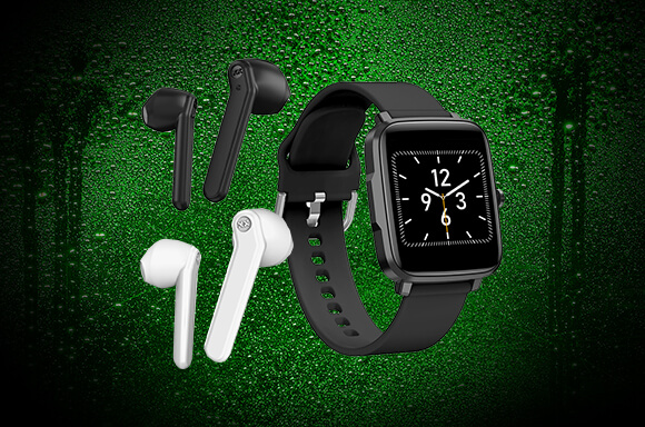 Smartwatch & Earpods Bundles