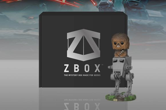STAR WARS MYSTERY BOX ONLY $26.99!