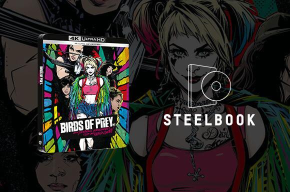 BOP Steelbook