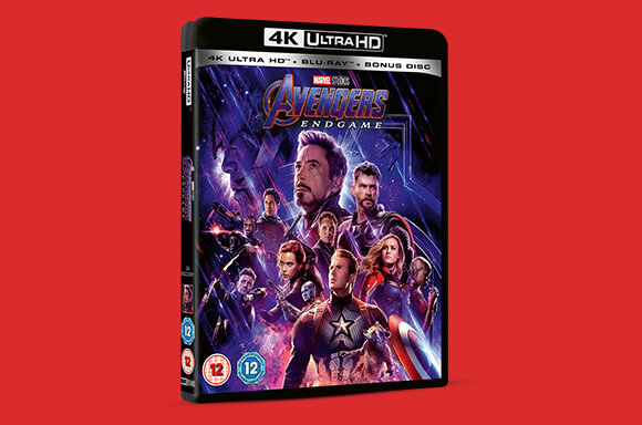 MARVEL 4K ULTRA HD