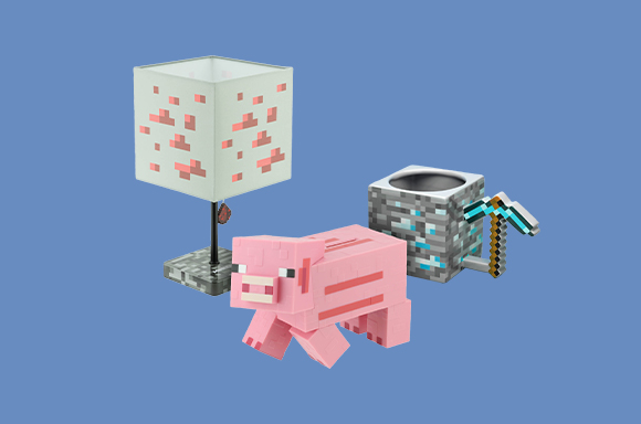 15% Off Minecraft Gifts!