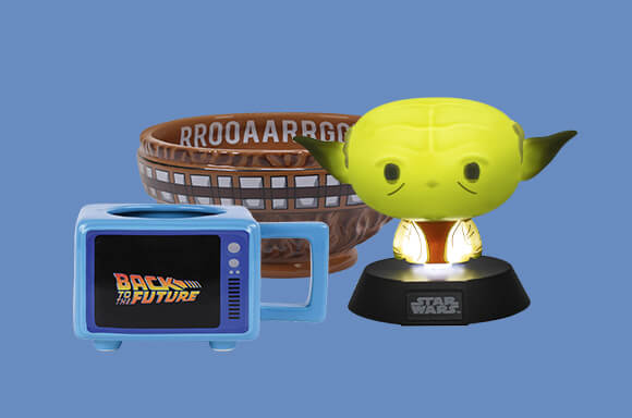 3 FOR $40 Sci-Fi Gifts!