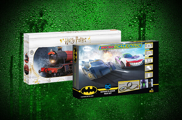 20% off Hornby and Scalextrics