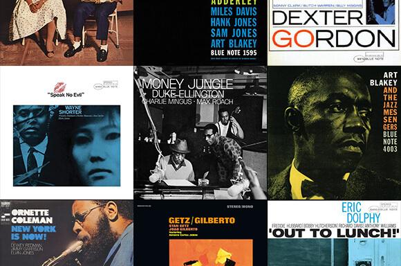 Jazz Starter Kit - 10 Vinyl LP Set - All Time Classics