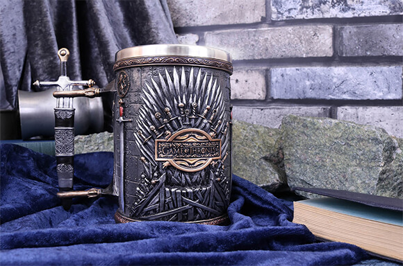 LIMITED EDITION<BR>GOT TANKARD