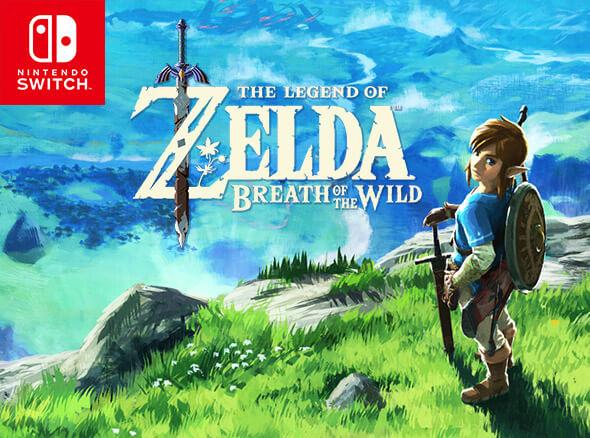 <b>The Legend of Zelda: Breath of the Wild</b>
