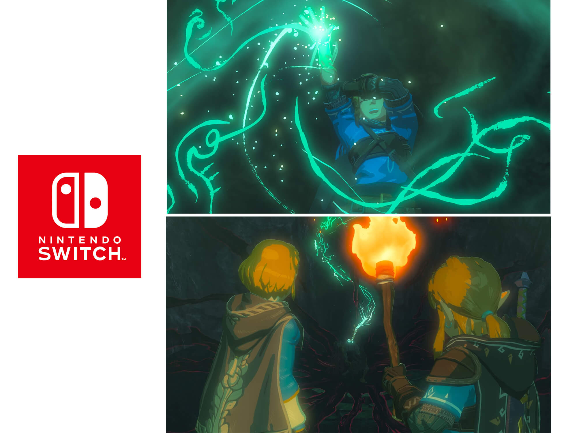 The sequel to The Legend of Zelda: Breath of the Wild