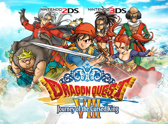 <b>Dragon Quest VIII: Journey of the Cursed King</b>