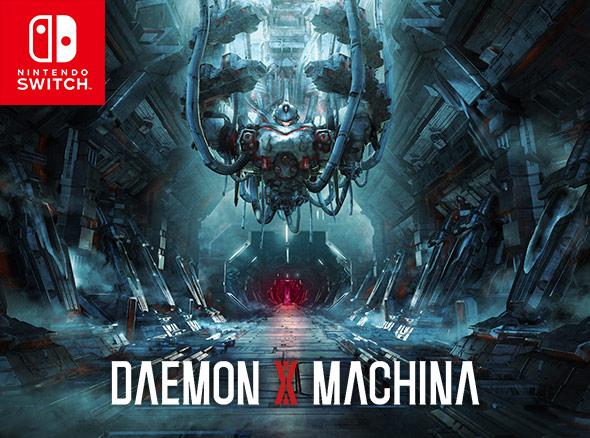 <b>Daemon X Machina</b>