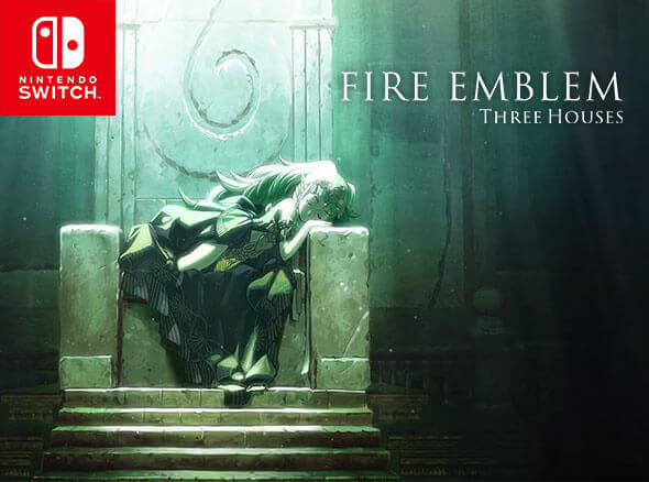 <b>Fire Emblem: Three Houses</b><br><br>
