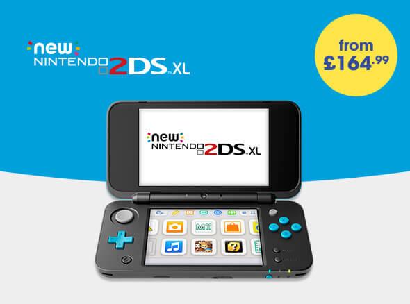 <b>New Nintendo 2DS XL</b>