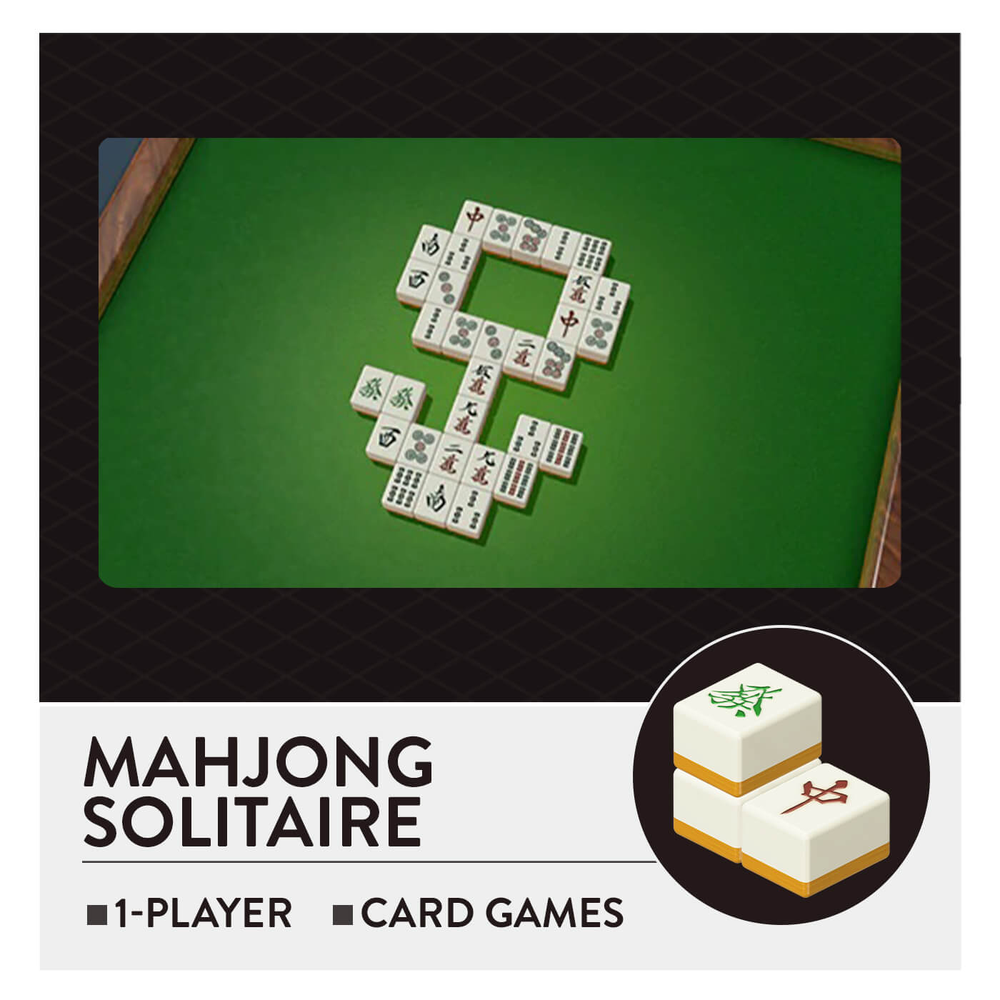 51 Worldwide Games - Mahjong Solitaire