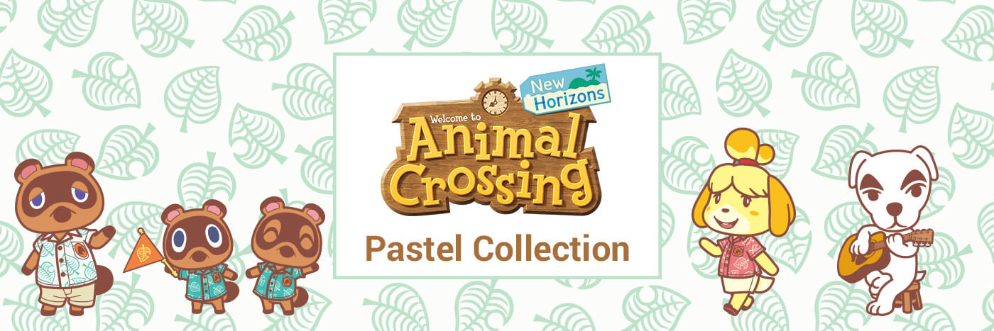 Animal Crossing: New Horizons Pastel Collection