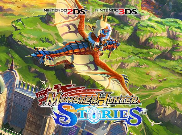 <b>Monster Hunter Stories (Nintendo 3DS)</b>
