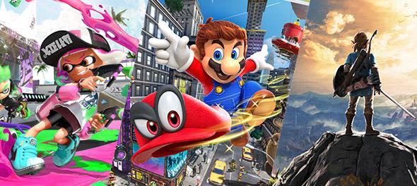 <b>Nintendo Switch Games</b>