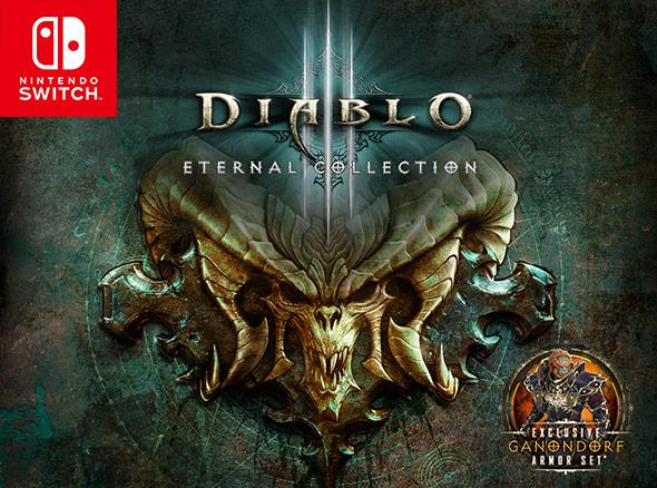 <b>Diablo III: Eternal Collection</b><br><br>