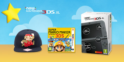 New Nintendo 3DS XL Builder Bundle
