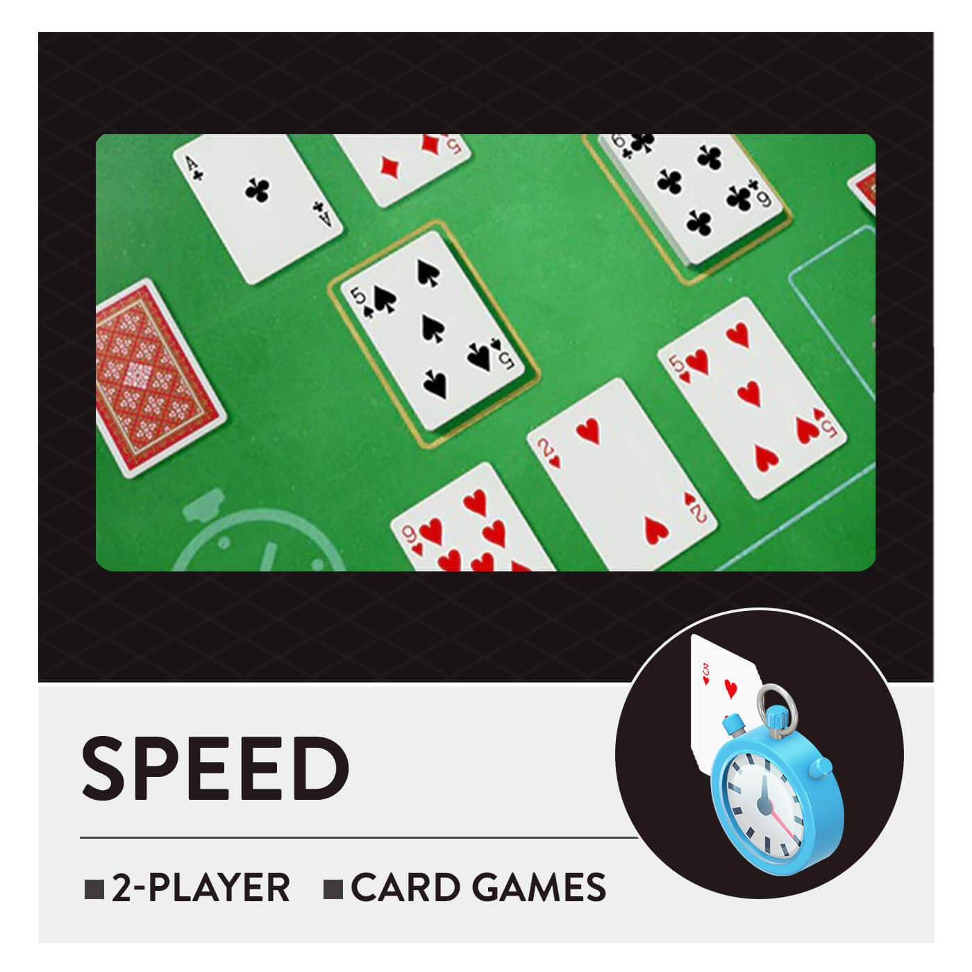 51 Worldwide Games - Speed