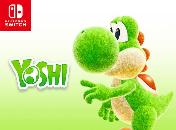 <b>Yoshi (Working Title) for Nintendo Switch</b>