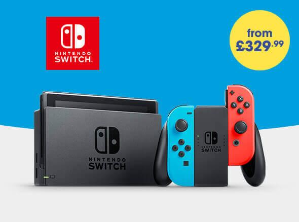 <b>Nintendo Switch</b>