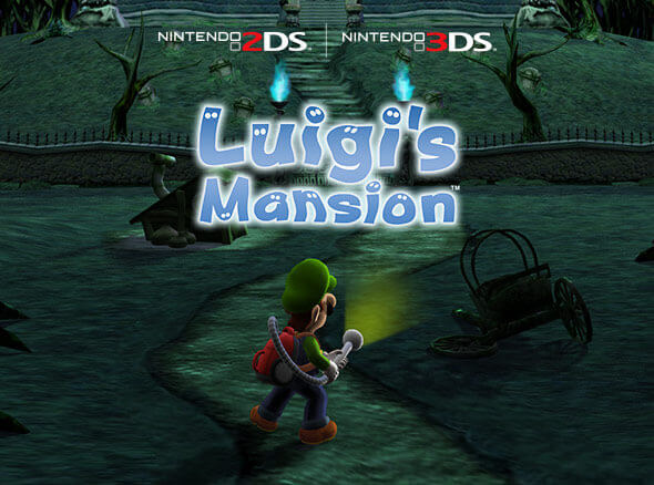 <b>Luigi's Mansion</b>