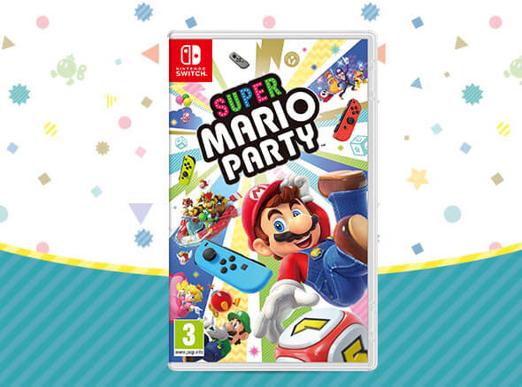 <b>Super Mario Party Game</b>