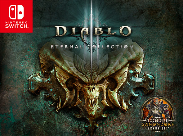 Diablo 3 - Nintendo Switch