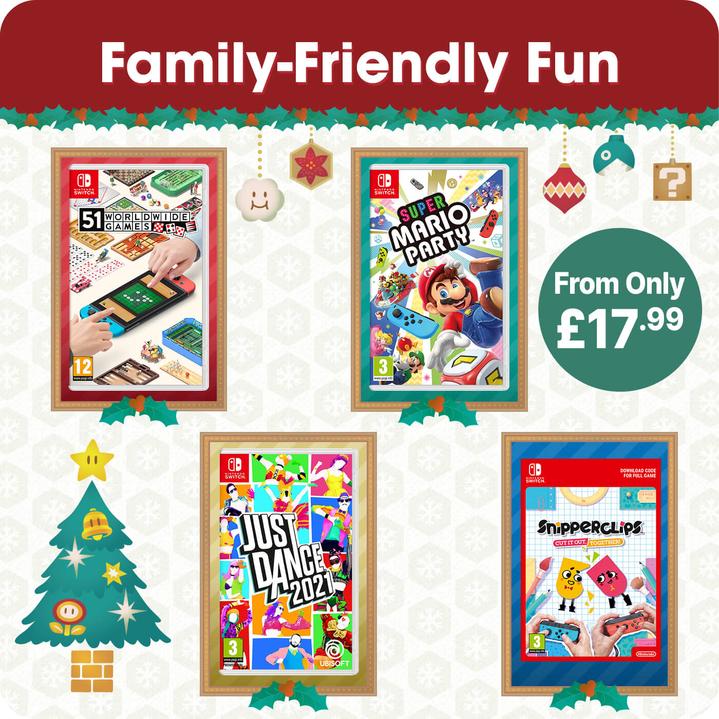 Family-Friendly Games