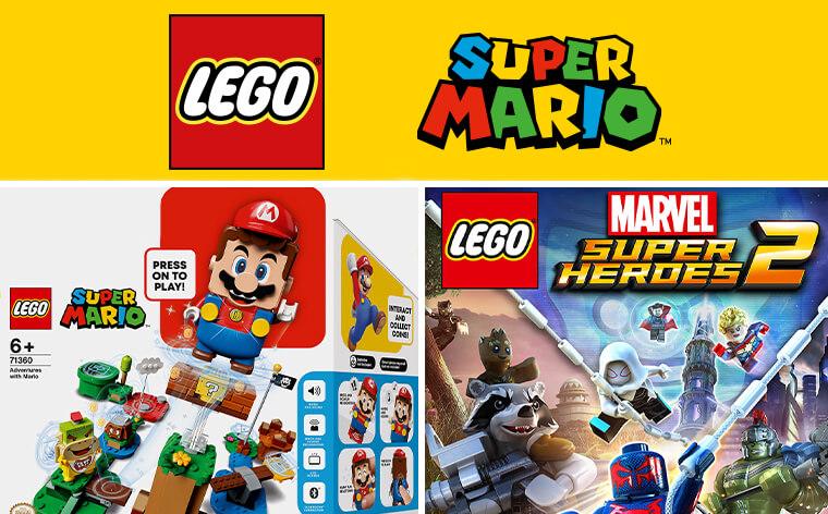 LEGO Brand Hub