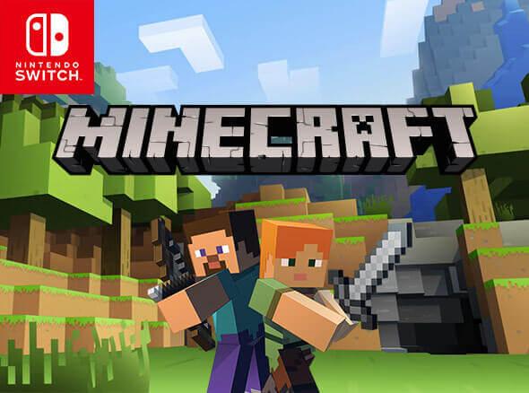<b>Minecraft (Nintendo Switch)</b>