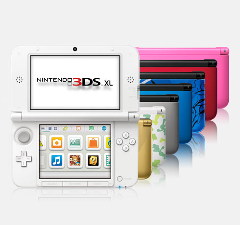 new 3ds xl deals uk